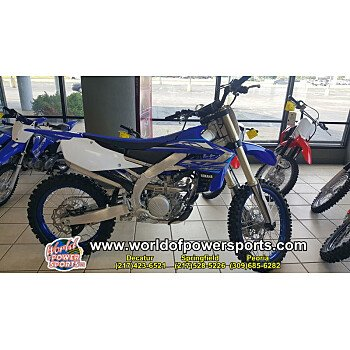 2020 Yamaha YZ250F for sale 200775681
