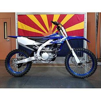 2020 Yamaha YZ250F for sale 200787836
