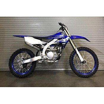 2020 Yamaha YZ250F for sale 200789035