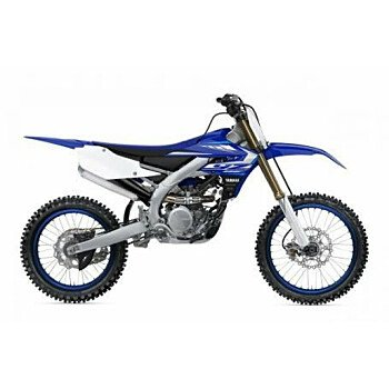2020 Yamaha YZ250F for sale 200790292