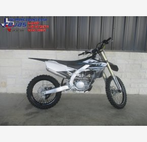 2020 Yamaha YZ250F for sale 200792271