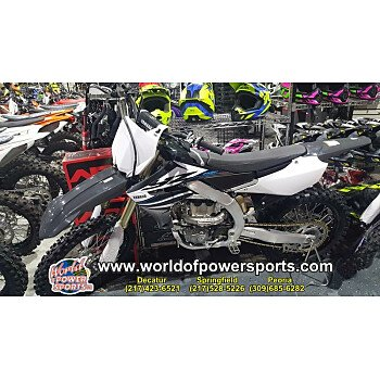 2020 Yamaha YZ250F for sale 200799148