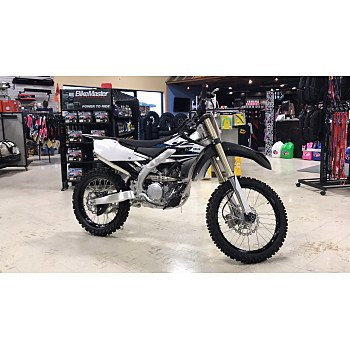2020 Yamaha YZ250F for sale 200832408