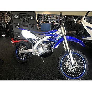 2020 Yamaha YZ250F for sale 200853785