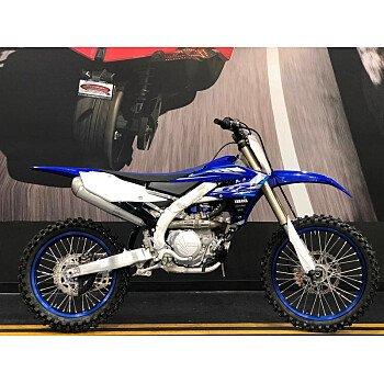 2020 Yamaha YZ450F for sale 200782526