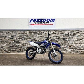 2020 Yamaha YZ450F for sale 200784745