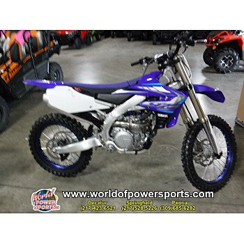 2020 Yamaha YZ450F for sale 200785594