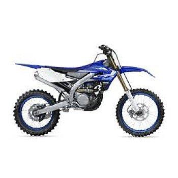 2020 Yamaha YZ450F for sale 200801941