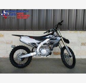 2020 Yamaha YZ450F for sale 200815379