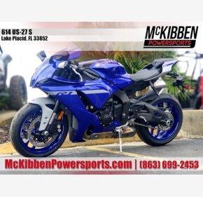 2020 Yamaha YZF-R1 for sale 200971516