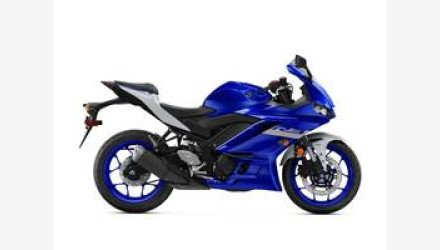 2020 Yamaha YZF-R3 for sale 200799385