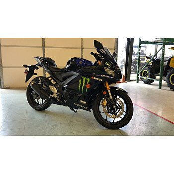 2020 Yamaha YZF-R3 for sale 200801376
