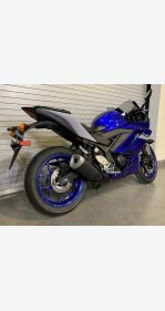 2020 Yamaha YZF-R3 for sale 200838306