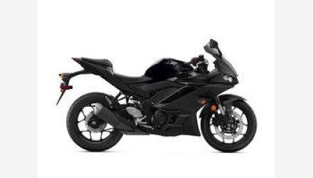 2020 Yamaha YZF-R3 for sale 200841428