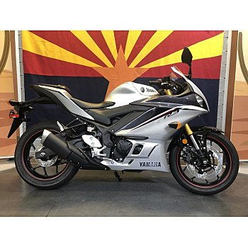 2020 Yamaha YZF-R3 for sale 200851757