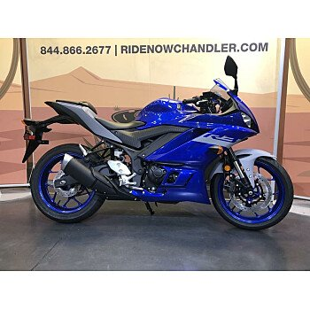 2020 Yamaha YZF-R3 for sale 200851758