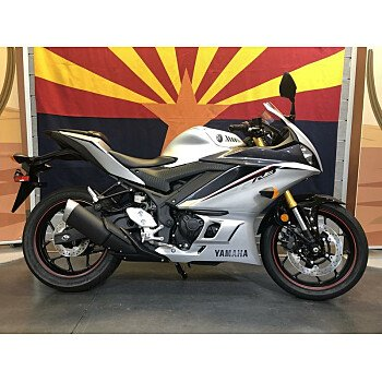 2020 Yamaha YZF-R3 for sale 200859231