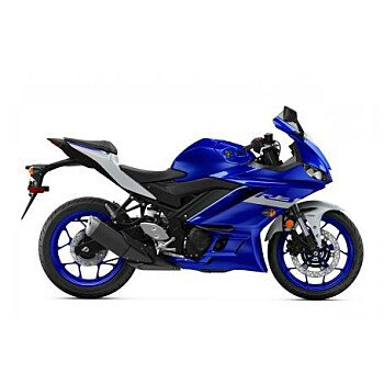 2020 Yamaha YZF-R3 for sale 200885285