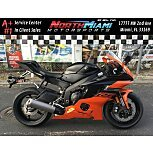 2020 Yamaha YZF-R6 for sale 200819255