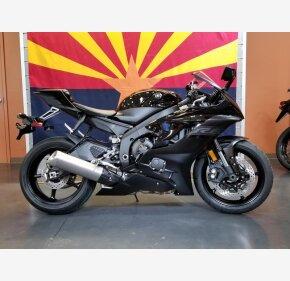2020 Yamaha YZF-R6 for sale 200821252