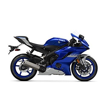 2020 Yamaha YZF-R6 for sale 200826578