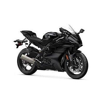 2020 Yamaha YZF-R6 for sale 200826940