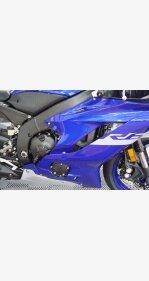 2020 Yamaha YZF-R6 for sale 200835521