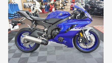 2020 Yamaha YZF-R6 for sale 200842016