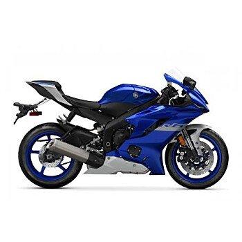 2020 Yamaha YZF-R6 for sale 200845111