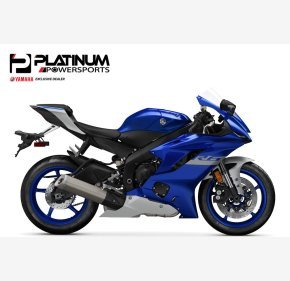 2020 Yamaha YZF-R6 for sale 200878859