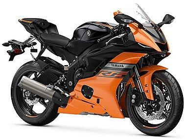 2020 Yamaha YZF-R6 for sale 200917387