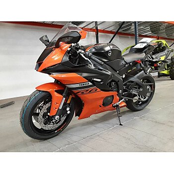 2020 Yamaha YZF-R6 for sale 200931614