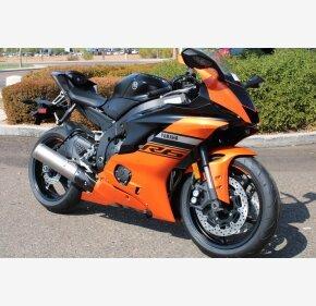 2020 Yamaha YZF-R6 for sale 200932116