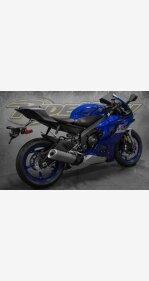 2020 Yamaha YZF-R6 for sale 200932466