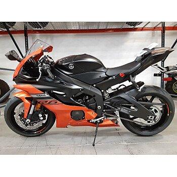 2020 Yamaha YZF-R6 for sale 200934168