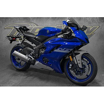 2020 Yamaha YZF-R6 for sale 200936794