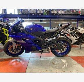 2020 Yamaha YZF-R6 for sale 200962893