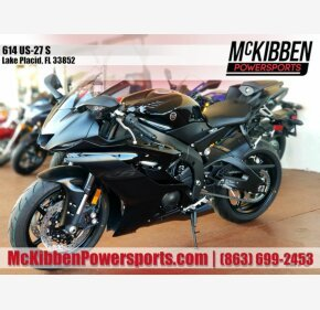 2020 Yamaha YZF-R6 for sale 200971489