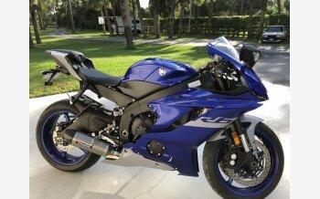 2020 Yamaha YZF-R6 for sale 200994244