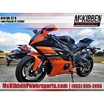 2020 Yamaha YZF-R6 for sale 201024537