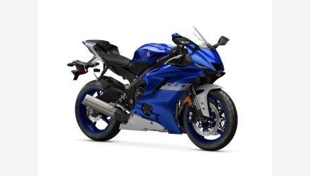 2020 Yamaha YZF-R6 for sale 201033822