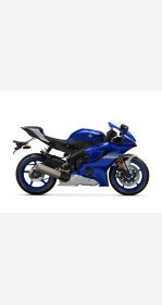 2020 Yamaha YZF-R6 for sale 201034490