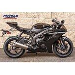 2020 Yamaha YZF-R6 for sale 201034694
