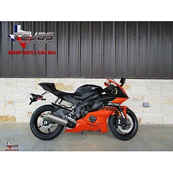 2020 Yamaha YZF-R6 for sale 201035955