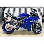 2020 Yamaha YZF-R6 for sale 201036091