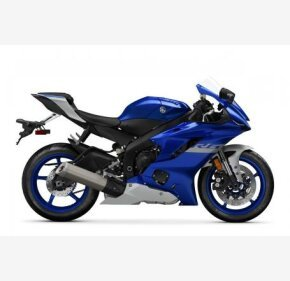 2020 Yamaha YZF-R6 for sale 201040234