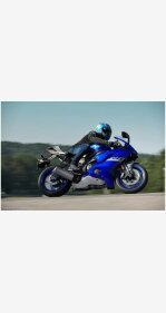2020 Yamaha YZF-R6 for sale 201040245