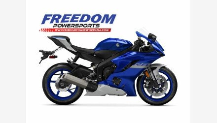 2020 Yamaha YZF-R6 for sale 201043238