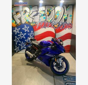 2020 Yamaha YZF-R6 for sale 201043252