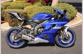 2020 Yamaha YZF-R6 for sale 201043574